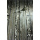 Gray Rustic Style Smoke Color Modern Laminate Flooring
