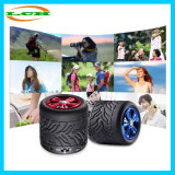 Mini Bluetooth/TF Card/Line-in Tyre Mega Bass Speaker
