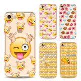 One2 Design Funny Elastic Emoji Luggage Protect Phone Cover Ypf77