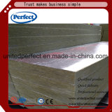 Basalt Rock Wool Heat Insulation Board with Printed Aluminum Foil Fsk