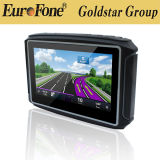 Bluetooth-Enabled, Touch Screen Function and GPS Navigation Type