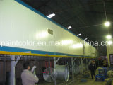 Fan Parts Powder Coating Production Line