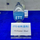 High Quality ITO (Indium Tin Oxide) Powder at Color Blue