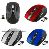 2.4GHz Wireless Optical Mouse/Mice with USB 2.0 Receiver for PC Laptop