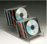 Lovely Simple Acrylic CD Storage Rack, CD Acrylic Case