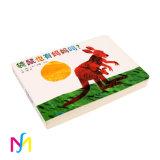 Full Color Hardcover Cheap Custom Children Kids Pop up Book Printing