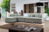 Super Soft Sectional Corner Sofa with High Backrest