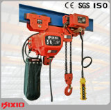 5t Low-Headroom Type Electric Chain Hoist with Single Speed