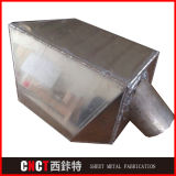 Cheap Aluminum Exothermic Welding for Tank