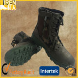 New Fashion Genuine Suede Cow Leather Factory Price Military Tactical Desert Boot