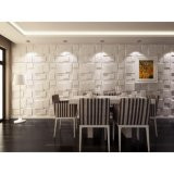 Silver 3D Wall Panels Self Adhesive and Stick Easily