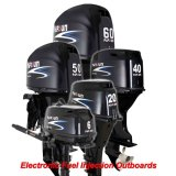 6- 60HP electric fuel injection outboard motor (China best & largest outboards maker since 2005)