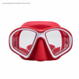 High Quality Matt Silicone Low Volume Diving Mask Freediving Mask