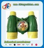 Custom Small Children Toys Plastic Kids Colorful Mini Telescope Toys Binoculars Toys for Kids Promotion Gift