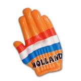 PVC or TPU Inflatable Hand for World Cup