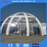 2017 New Design Clear Airtight Inflatable Tent for Party or Event