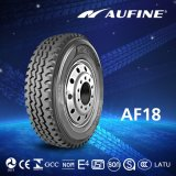 Aufine Raidal Tubeless Truck Tyre with DOT, Labeling