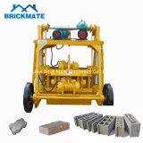 Qt40-3b Cheap Block Making Machine for Hollow Solid Paver Bricks