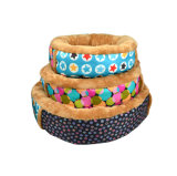Wholesale Colorful Luxury Popular Warmly Pet Products Beds
