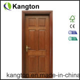 Carving Design Mahogany Wood Entry Door (wood door)