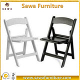 China Hot Sale White Resin Folding Chair for Wedding Wholesale
