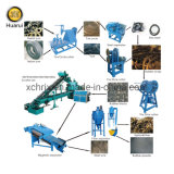 Tire Recycling Plant for Sale/Recycled Tires Rubber Powder Price
