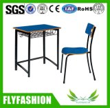 Stable Single Student Desk and Chair/ School Classroom Furniture (SF-76S)
