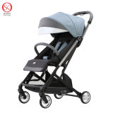 High Quality Aluminum Alloy Lightweight Portable Folding Baby Stroller