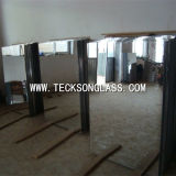 1.8mm Sheet Glass Mirror with Different Color Painting