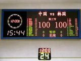Outdoor and Indoor LED Sign Scoring System/LED Scoreboard (LED display)