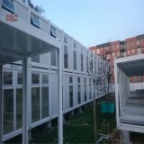 ISO Approved Prefab Light Steel Container House Building