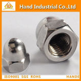China Sell Like Hot Cakes Ss316 Hex Domed Cap Nuts