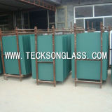 1.5mm, 1.8mm, 2.7mm Sheet Glass Mirror with Green Painting