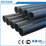 China Factory Water Plastic PE100 Tube HDPE Pipe for Water Supply Gas Mining Fishing Sprinkler Irrigation Greenhouse Plastic Products CE ISO