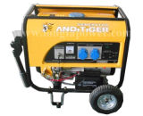6kw Gasoline Generator with Wheels, CE&Soncap