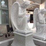 White Marble Angel Statue Angel Sculpture