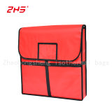 "24"" Tote Food Thermal Pizza Delivery Bag with PVC Tarpaulin"