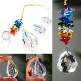 OEM Crystal Glass Beads Pendants Balls for Decoration Jewelry Design