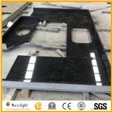 High Quality Factory Customize White/Black/Grey/Beige/Yellow/Blue Granite/Marble/Quartz Stone Kitchen Bathroom Eased/Laminate/Bullnose Vanity Island Countertops
