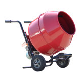 AC Single Phase Electric Portable Cheap Concrete Mixer Made in China