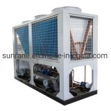 Air Conditioning Units with New Cool Tube Air Cooled Chiller