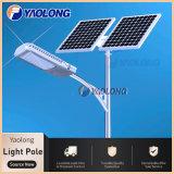 Outdoor Wind Resistant LED Aluminum Solar Light Pole for Street