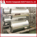 Plain Aluminium/Aluminum Foil Takeaway Containers for Jumbo Roll with Best Price