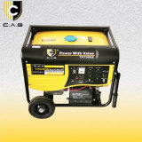 7.0kw Backup Power Systems 7kVA Cheap Chinese Portable Generators That Run on Gasoline or Lp Gas