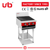 Free Standing Commercial Lava Rock Stone Gas Grill