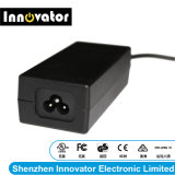 New Style 12V 5.0A 60W Desktop Type AC/DC Power Adapter for LED Light & Laptop, Certified by UL, FCC, Ce & GS