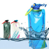 700 Ml Custom Collapsible Foldable Travel Water Bottle