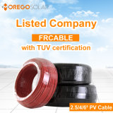 Frcable PV Solar Electric Power Cable with UL TUV