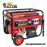 Power Value Portable Gasoline Generator 5kVA Price
