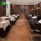 Wood Surface PVC Vinyl Flooring for Commercial Building, ISO9001 Changlong Cls-05
